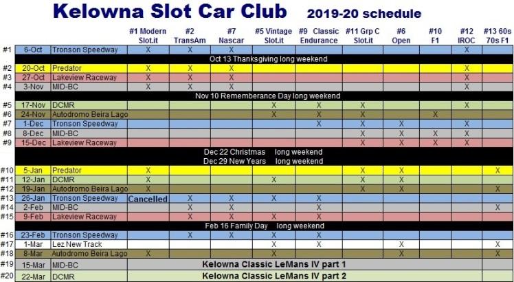 schedule 2019_20